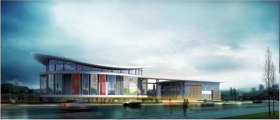 山东城建学院体育运动用房工程